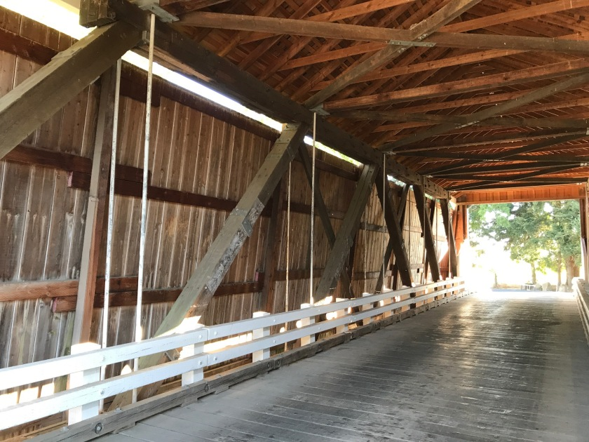 Gallon House Bridge inside