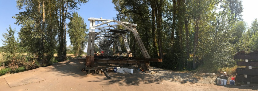 Bridge itself