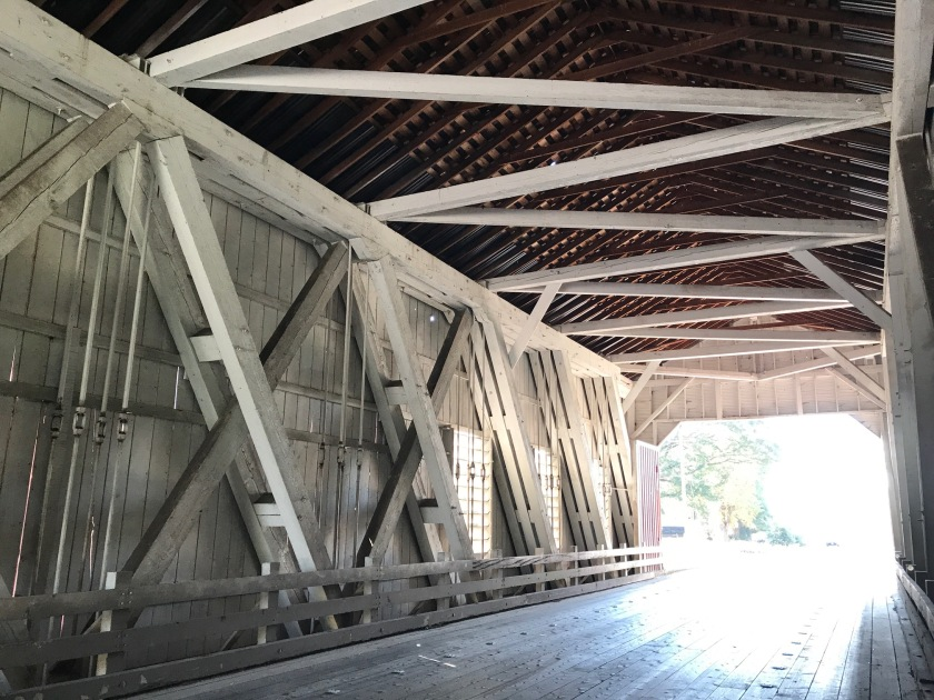 Sturdy Supports in Shimanek Bridge