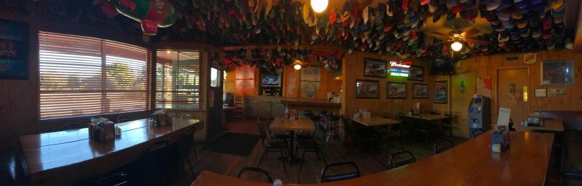 Inside Helvetia Tavern